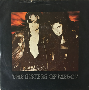"Sisters Of Mercy (The) ‎- This Corrosion (7"") (G++/G)"